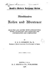 Munchhausens Reisen und Abenteuer;
