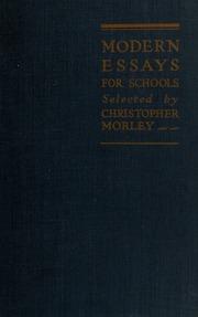 contemporary essays online
