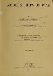 Modern ships of war : Reed, Edward James, Sir, (1830-1906) : Free