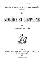 Molière et l-Espagne