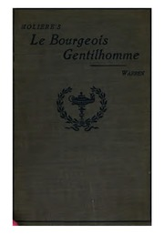 moliere the bourgeois gentleman pdf