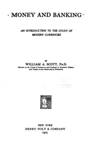 an introduction to the history of money History of money and banking in the united states the colonial era to world war iipdf history of money and banking in the united states the colonial era to world war iiepub listen to audio book.