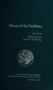 Money of the Caribbean (COAC no. 15)