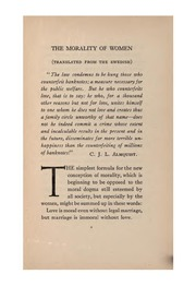 the morality of w and other essays key ellen karolina  the morality of w and other essays
