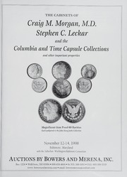 The Morgan, Leckar, Columbia and Time Capsule Collections and the Great Lakes Collection
