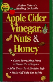 Bragg apple cider vinegar miracle health system with the bragg borrow mother natures healing cocktails apple cider vinegar malvernweather Gallery