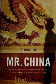 mr. china a memoir pdf