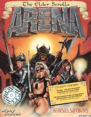 The Elder Scrolls - Arena : Free Download, Borrow, and