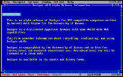 Software Library: MS-DOS Applications and Programs : Free