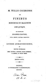 de finibus bonorum et malorum pdf