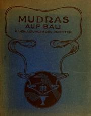 Mudras auf Bali: Handhaltungen der Priester