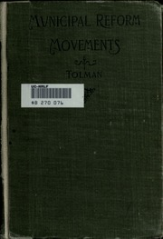 reform movements in the united states essay