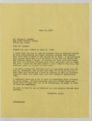 George Murphy Correspondence, 1948 (pg. 5)