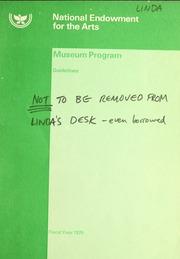 Museums, 1975