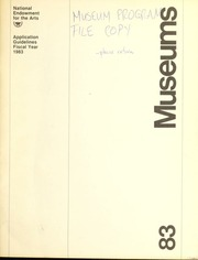 Museums, 1983