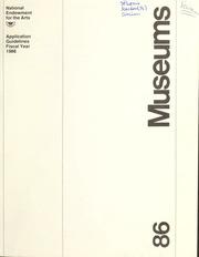 Museums, 1986