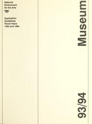 Museums, 1993/1994