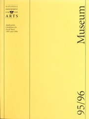 Museums, 1995/1996