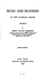 Music classification essay