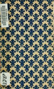 Musiciens français d-aujourd-hui; notices biographiques, suivies d-un essai de bibliographie et accompagnées d-un autographe musical ..