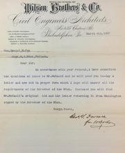 Must re-bid McCaul work (3-4-1887)
