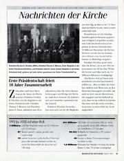 Vol 131 no. 08: Informationen und Nachrichten