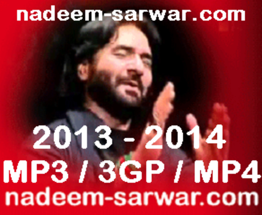 Download mp3 nohay of nadeem sarwar 2014 ammegazone.