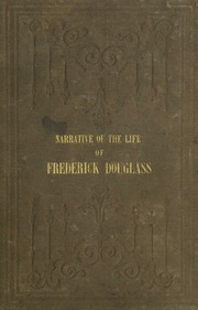 an analysis of the narrative of the life of frederick douglass a memoir by a former slave Start studying narrative of the life of frederick douglass learn talking down about slave behavior now narrator is the 'i' = narrative autobiography: memoir.