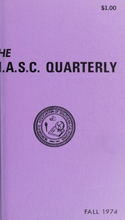 The N.A.S.C. Quarterly