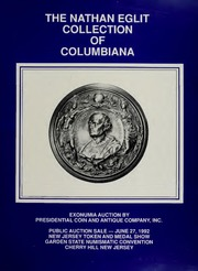Nathan Eglit Collection of Columbiana