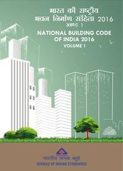 National Building Code of India 2016 (Volume 1) : Bureau of