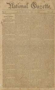 National Gazette