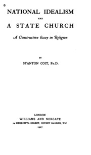 Separation of church and state essay