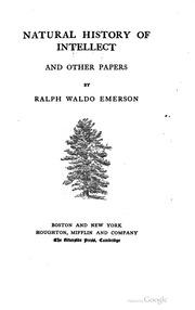 history essay emerson