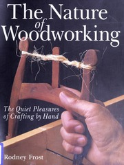 By crafting hand nature pleasure quiet wood working