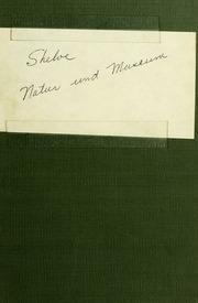 Natur und Museum, 1906