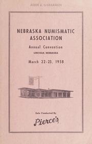 Nebraska Numismatic Association: Annual Convention