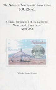 The Nebraska Numismatic Association Journal