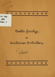 Embroidery Lessons With Colored Studies 1908  Latest And Most Complete Book On The Subject Of ...