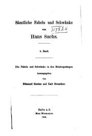 Vol nos. 193-199: Neudrucke deutscher Literaturwerke des XVI. Und XVII. Jahrhunderts
