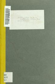 Neujüdische Stimmen über Jesum Christum. Gesammelt von Joh. de le Roi