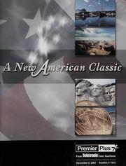 A New American Classic