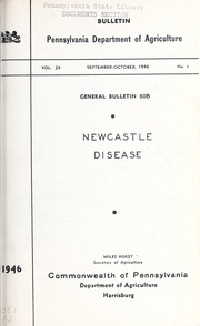 Newcastle disease