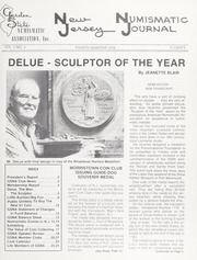 New Jersey Numismatic Journal: Vol. 5 No. 4 (pg. 3)