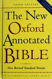 oxford annotated bible with apocrypha pdf