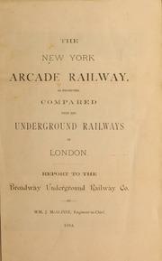 The     New York arcade rai...