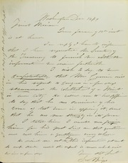 New York Assay Office Correspondence, 1849-1860