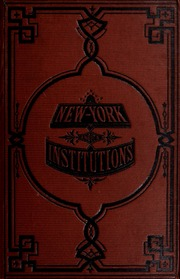 New York and its institutio...