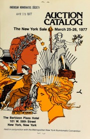 The New York sale ... [03/25-26/1977]