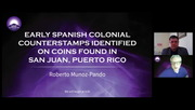 Early Spanish Colonial Counterstamps Identified on Coins Found in San Juan, Puerto Rico